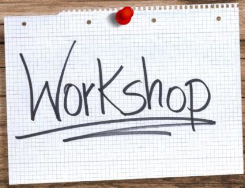 27.04.2019 – Workshop primaverile