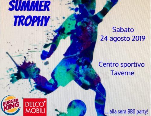 1° AGP Summer Trophy